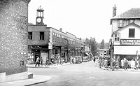 Berkhamsted, Lower Kings Road c1955