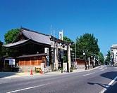 Kushida Shrine in Fukuoka