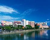 Nakasu in Fukuoka