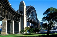 Sydney Harbour Bridge Northside