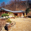 Korean Traditional House,Korea