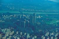 Mokdong,Seoul,Korea