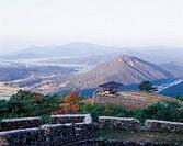 Guemseongsanseong Fortress,Damyang-gun,Jeonnam,Korea