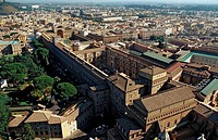 Vatican Museum and the Sistine Chapel, Italy, Rome, Vatican City