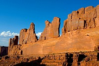 Arches National Park. Utah, USA