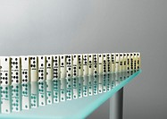 Row of dominoes