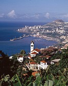 Funchal. Madeira Islands, Spain