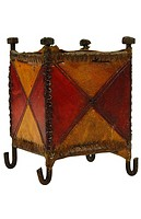 World symbols: Leather lamp Morocco (thumbnail)