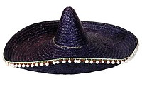 World symbols: Sombrero Mexico