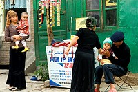 China, Xinjiang, kashgar, old city, Uyghurs