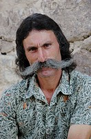Khor Virap, Armenia: the longest mustache of Khor Virap´s monastery