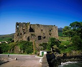 Co Louth, Carlingford Castle, Ireland