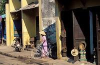 Main street, hoi an, danang region, Vietnam