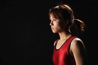 Woman Wrestler
