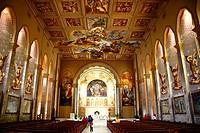 Igreja de São Pegrino, Caxias do Sul, Rio Grande do Sul, Brazil