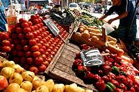 Free market, Montevideo, Uruguay
