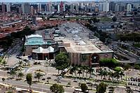 Shopping Center Morumbi, Avenue Roque Petroni, Vila Gertrudes, São Paulo, Brazil.