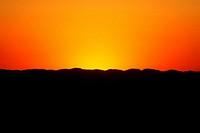Sunset, São Vicente, São Paulo, Brazil