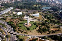 Ibirapuera Park, Obelisco, São Paulo, Brazil