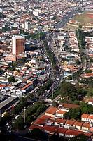 Avenue of the Bandeirantes, Planalto Paulista, São Paulo, Brazil