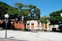 Square Padre Miguel, Itú, São Paulo, Brazil