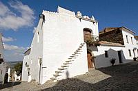 Monsaraz, fortified medieval village. Alto Alentejo, Portugal