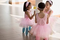 Young Ballerinas