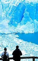 argentina, patagonia, los glaciares national park, perito moreno glacier, el calafate