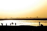 africa, mali, niger river