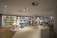 MAMAS & PAPAS STORE _ BRENT CROSS SHOPPING PARK, TILLING ROAD, BRENT CROSS, LONDON, NW2 CRICKLEWOOD, UK, FOUR IV DESIGN, INTERIOR, GROUND FLOOR SHOWIN...