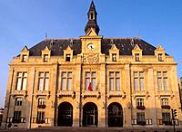 Town hall, Saint Denis, Seine Saint-Denis, France