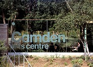 CAMDEN ART CENTRE, ARKWRIGHT ROAD, LONDON, NW3 HAMPSTEAD, UK, TONY FRETTON ARCHITECTS, EXTERIOR, EXTERIOR VIEW