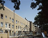 WHITMORE ESTATE, KINGSLAND ROAD, LONDON, N1 ISLINGTON, UK, JCMT ARCHITECTS, EXTERIOR, NEW HOUSES ON PARK