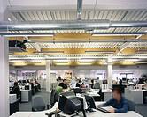 MILTON BUSINESS PARK, OXFORDSHIRE, UK, SPRATLEY, INTERIOR, BUSINESS PARK OVERVIEW _ PIER OFFICES