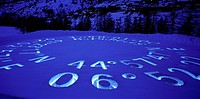"""THE SNOW SHOW, SESTRIERE, TURIN, ITALY, JAUME PLENSA AND FOSTER AND PARTNERS, EXTERIOR, """"WHERE ARE YOU"""""""