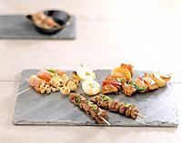 Japanese food _ skewered food