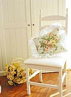 Chair and cushion