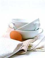 Bowls and eggs