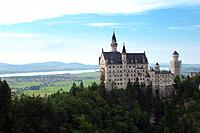 Castle in Germany (thumbnail)