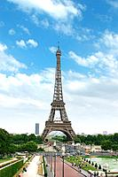 Eiffel Tower, Paris, France (thumbnail)