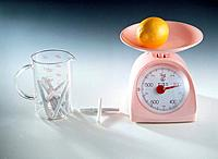 Lemon on kitchen scale