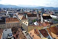 View of Klagenfurt