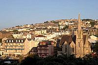 Ilfracombe. Devon, UK