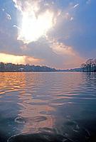 Brabant wallon,Lac de Genval,