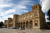 Train station. Zamora, Spain