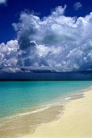 Beach. Turks and Caicos, British West Indies, Caribbean