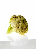 Raw Food, vegetables, Cauliflower Floret