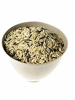 Bowl of Wild and Basmati rice
