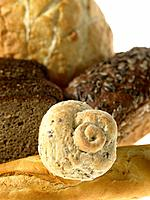 Various kinds of Bread (thumbnail)