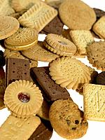 Various assorted Biscuits